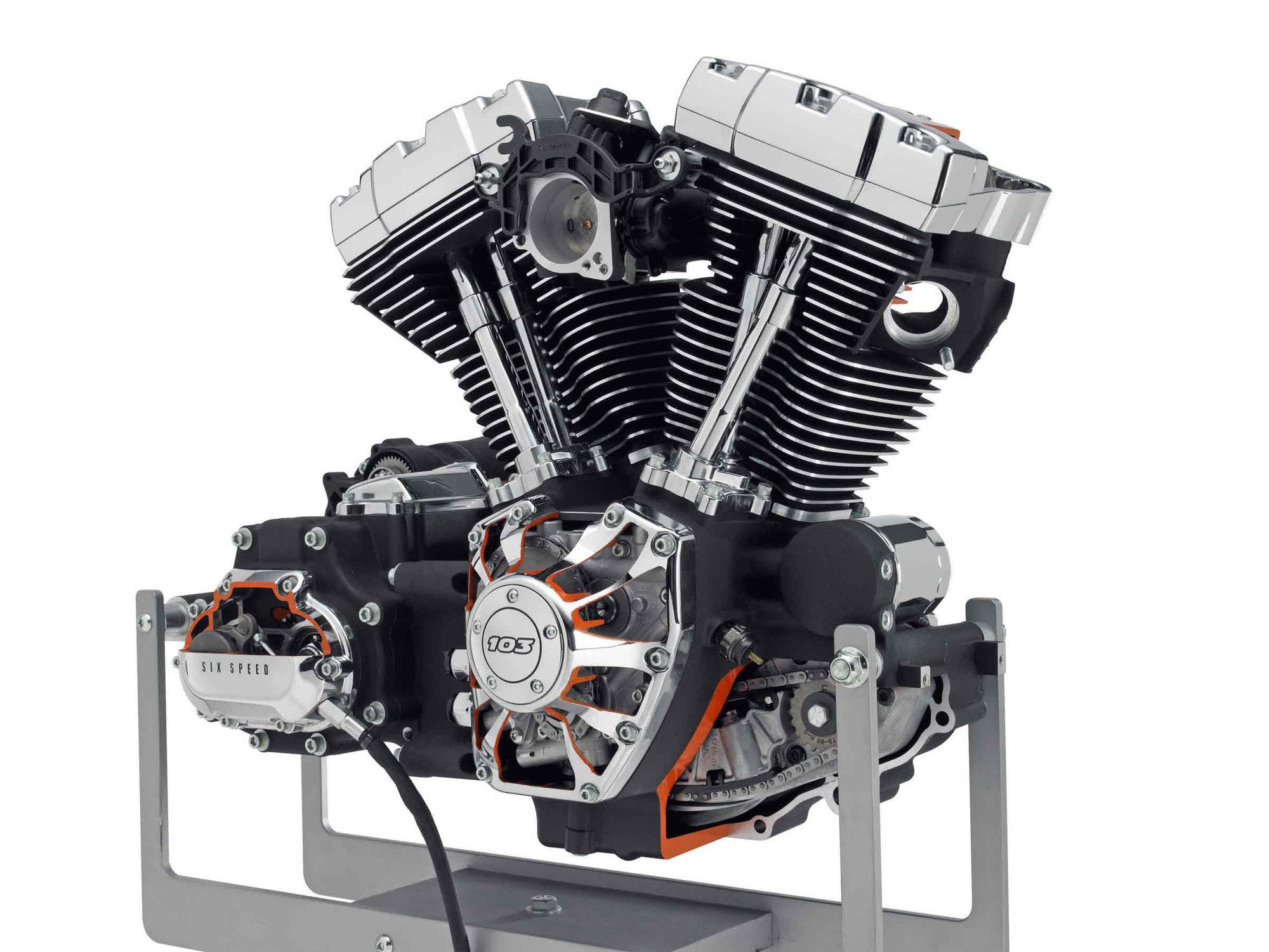 103 twin cam engine