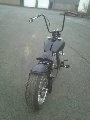 180 rear tire on 18