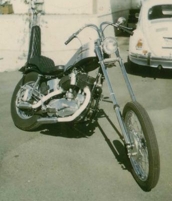 Harley  Davidson K