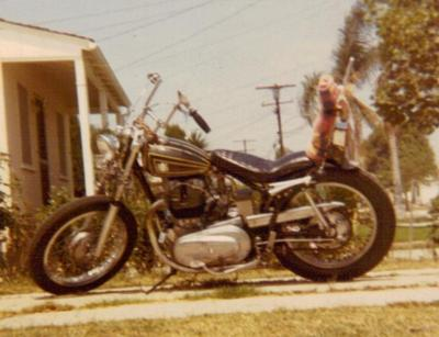 1957 Royal Enfield Before