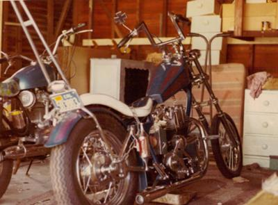 1957 Royal Enfield Chopper