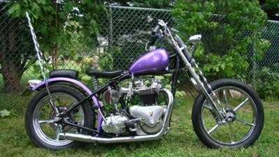 Triumph Big Bore
