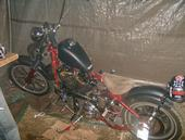 1965 Ironhead Chopper