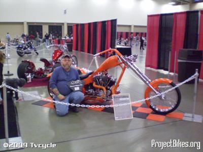 Esay Rider winner