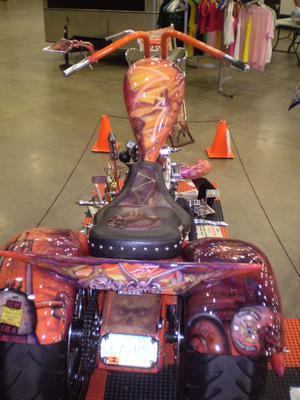 Custom Built Three Wheeler