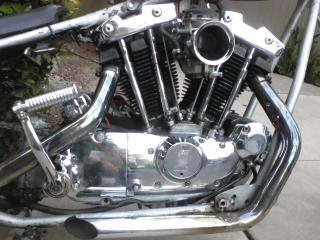 Ironhead Engine
