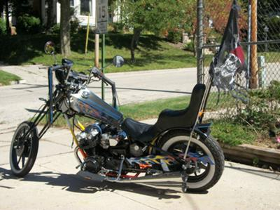 1973 Honda Chopper