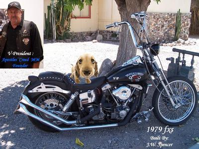 1979 fx Harley