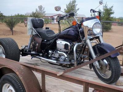 Tour Glide Trike