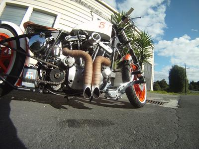 Custom Exhaust