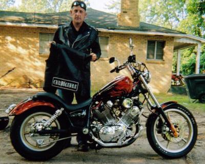 1990 Virago 750