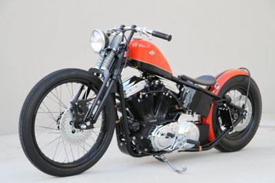 Custom Harley 1200