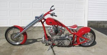 Ron Bowmans Chopper