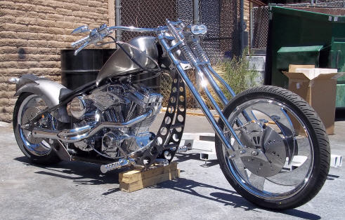 Custom Springer Chopper