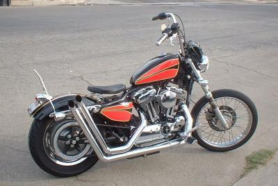 2004 Sportster Custom