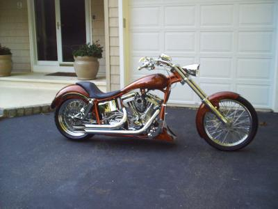 2007 Composite Custom Chopper