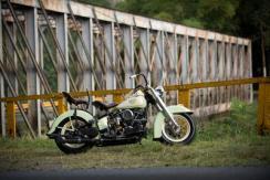 1951 panhead motorcycle