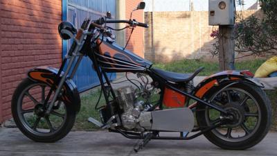 Bolivian Chopper