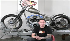 building a bobber chopper