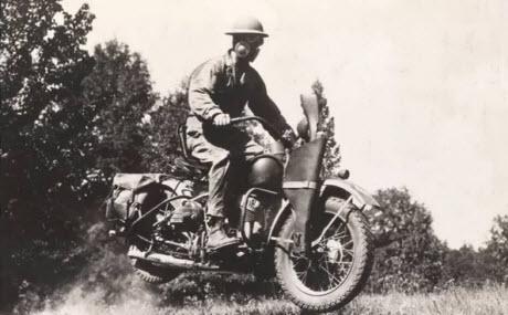 WLA Motorcycle