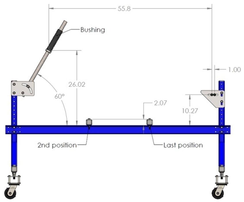 Rigid Sportster Frame Assembly