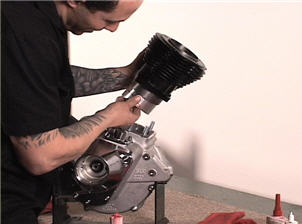 shovelhead engine build
