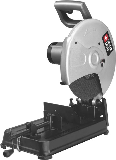 metal cutting chopsaw