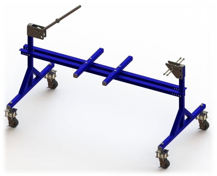 build a frame jig