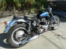1962 a10 custom BSA