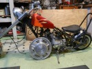 MINI CHOPPER REBUILT