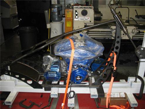 Mounting Motor
