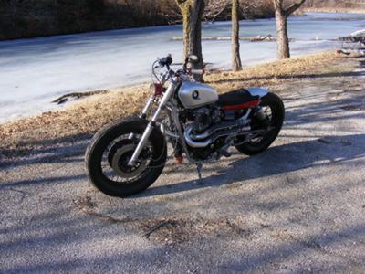 8ball 650 Yamaha