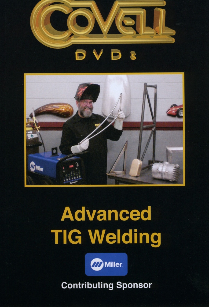 advanced tig welding dvd