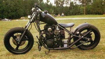 xs 650 project bike