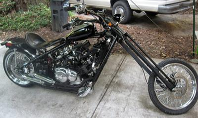240 Rigid Frame Chopper