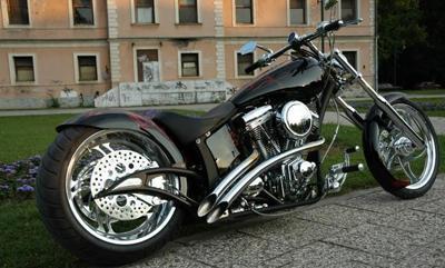 Venom Pro Street Chopper
