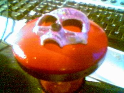 The Skull Gas Cap