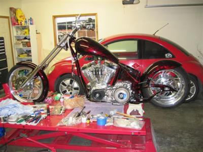 Big bear Chopper kit