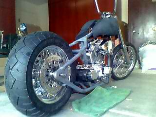V-Twin Chopper