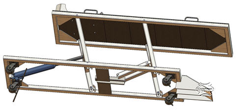 motorcycle table lift plans