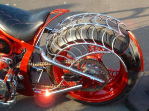 custom motorcycle fenders