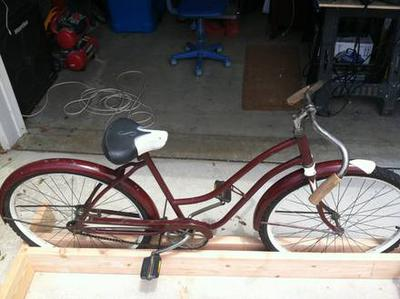 Before Board Track Racer Bicycle