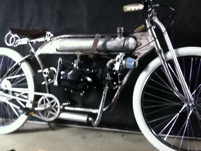 Build Custom Board Track Racer