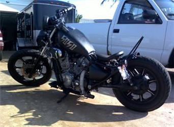 vulcan bobber project