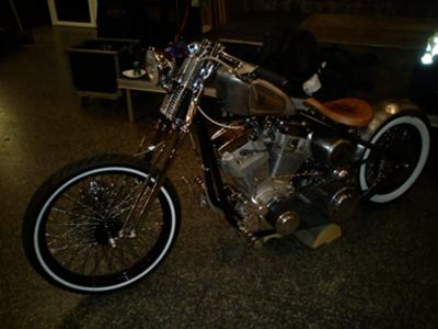 Bobber Springer Front End