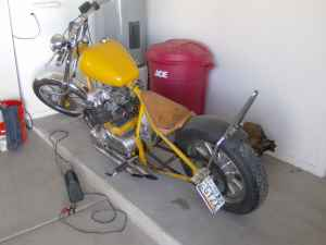 Rat Rod Chopper