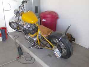 Rat Rod Chopper