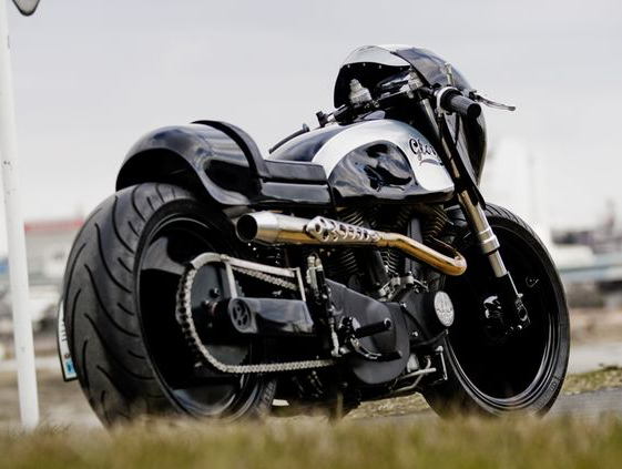 Chain Drive Motorcycle