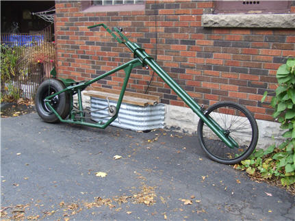 Build Chopper Bicycle http://www.custom-choppers-guide.com/chopper-bicycles.html