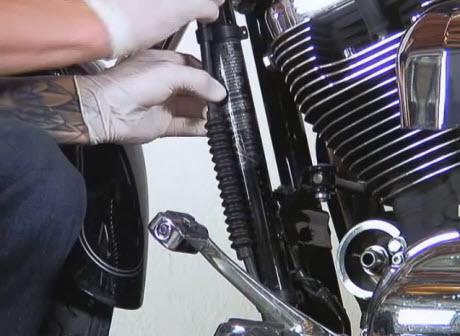 Harley Davidson Chaincase Maintenance